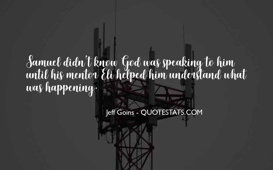 Jeff Goins Quotes #465693