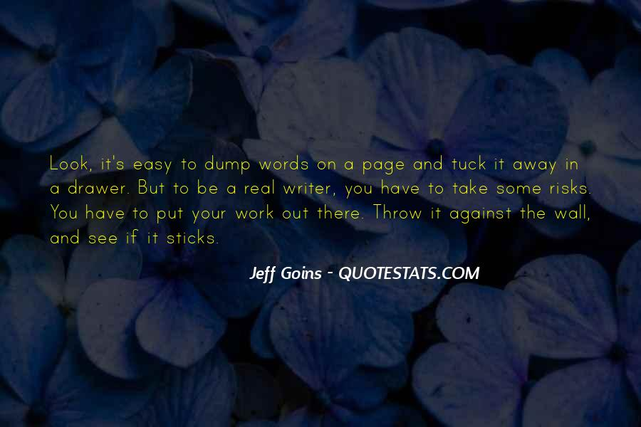 Jeff Goins Quotes #940826