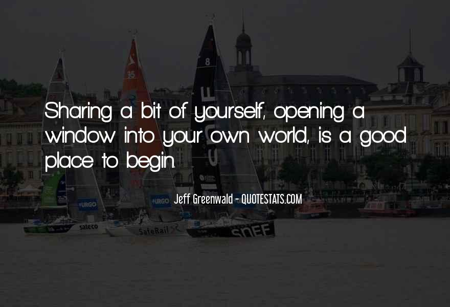 Jeff Greenwald Quotes #1603169