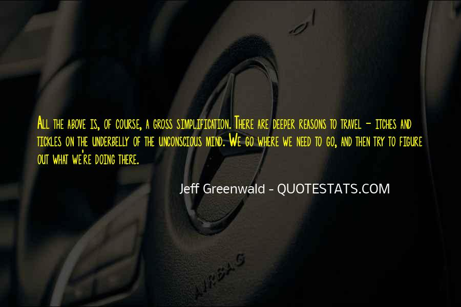 Jeff Greenwald Quotes #19726