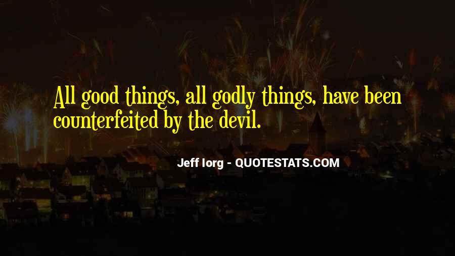 Jeff Iorg Quotes #1835011