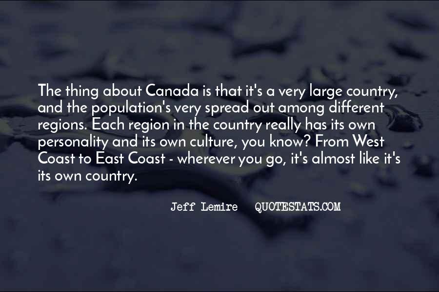 Jeff Lemire Quotes #1432377