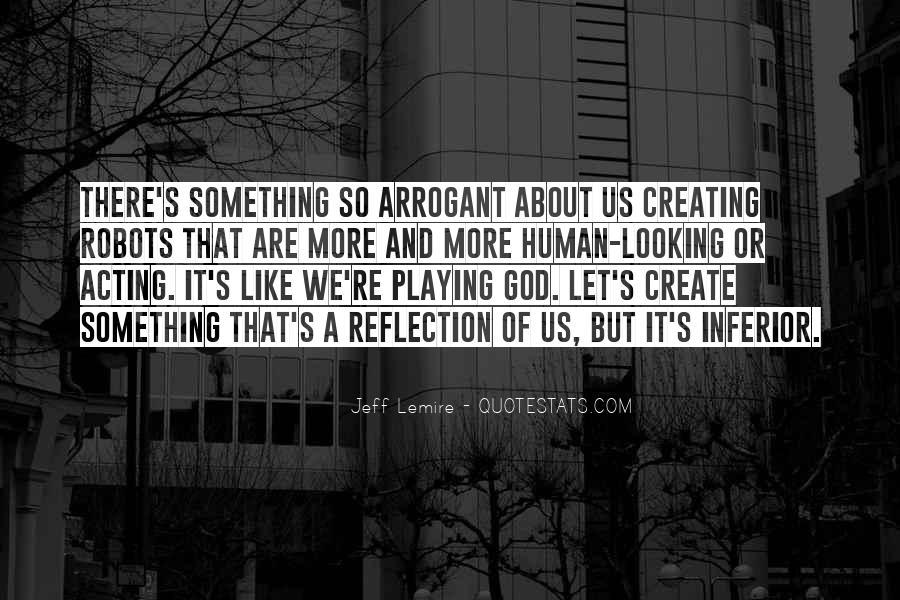 Jeff Lemire Quotes #521651