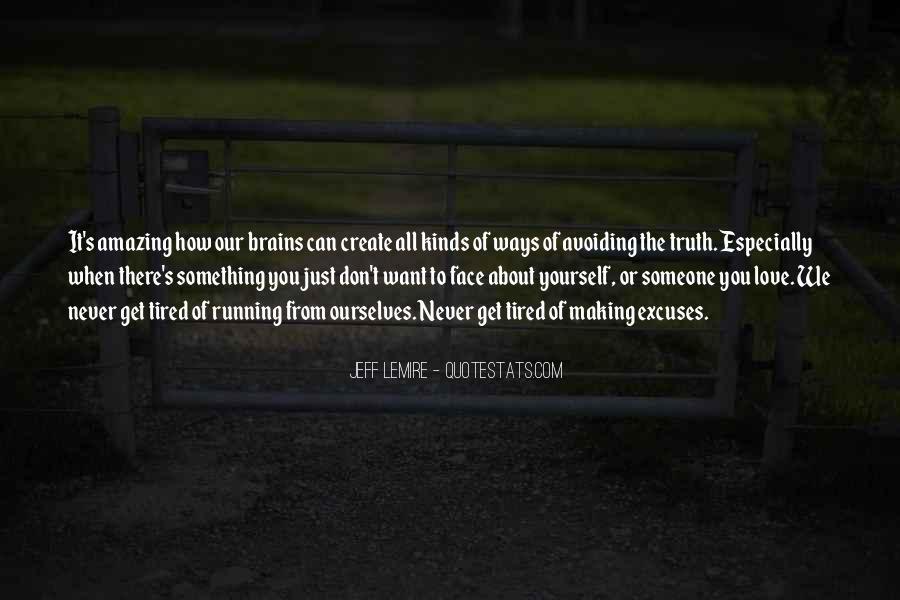 Jeff Lemire Quotes #531891