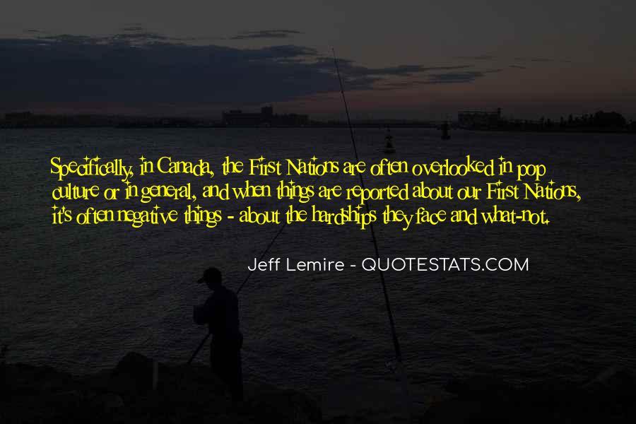 Jeff Lemire Quotes #731932