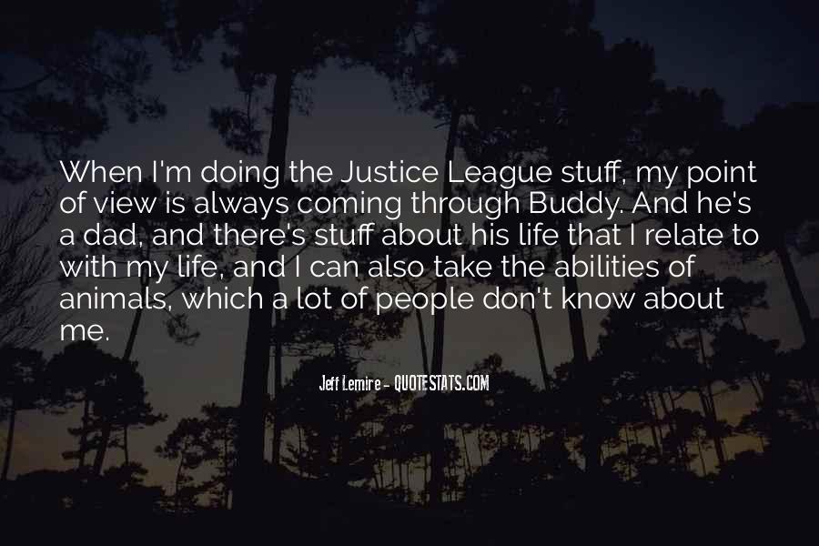 Jeff Lemire Quotes #862321