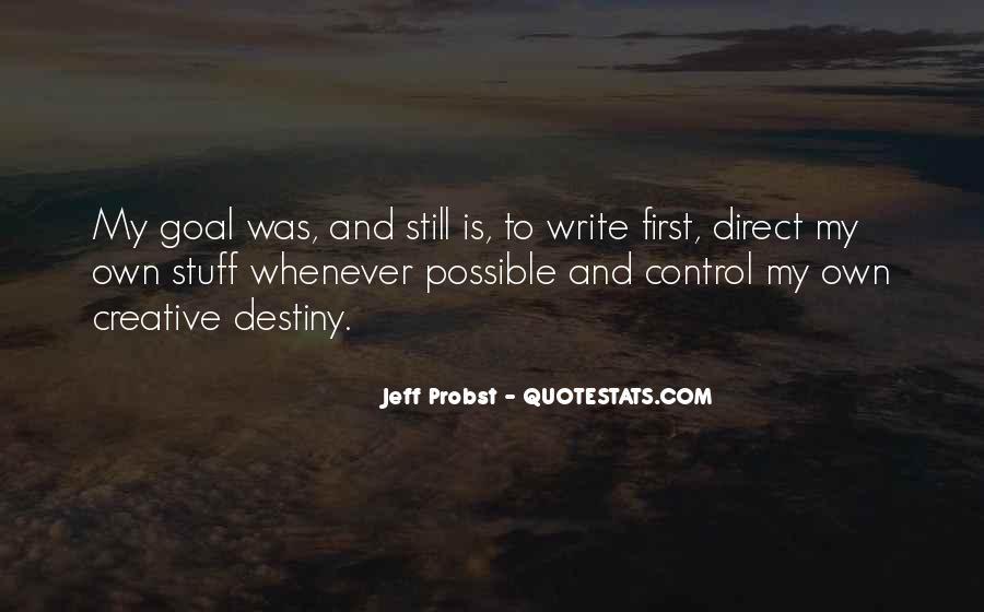 Jeff Probst Quotes #1477093