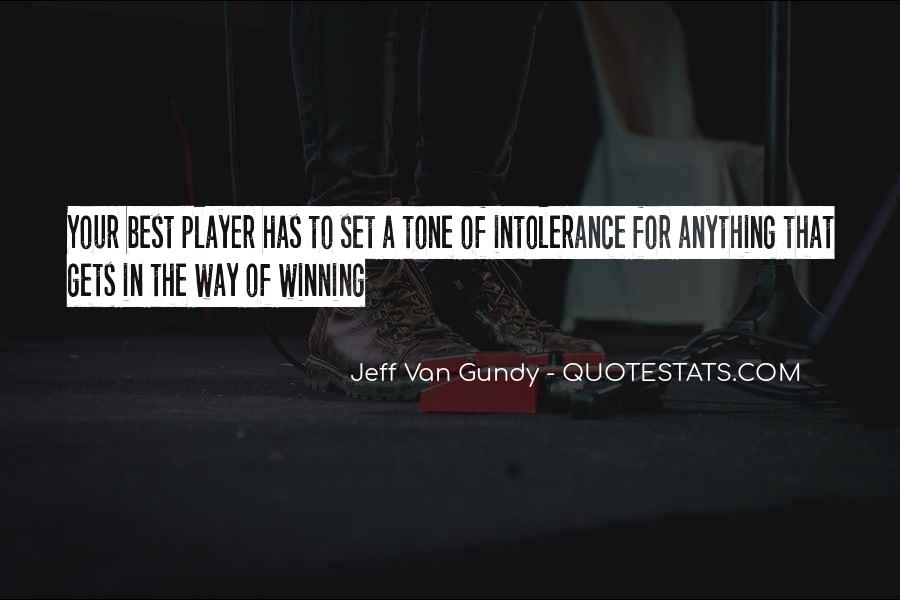 Jeff Van Gundy Quotes #489781