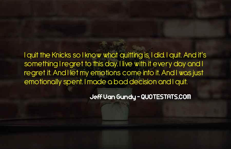 Jeff Van Gundy Quotes #756828