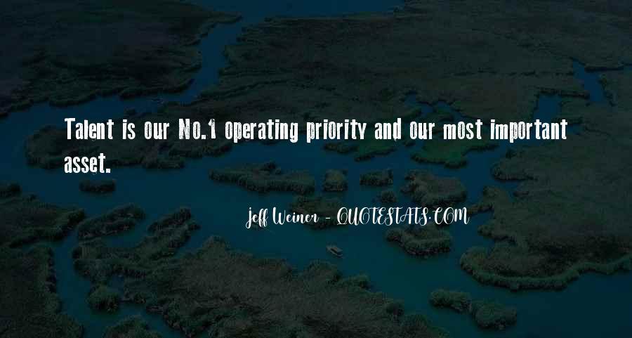 Jeff Weiner Quotes #1212699