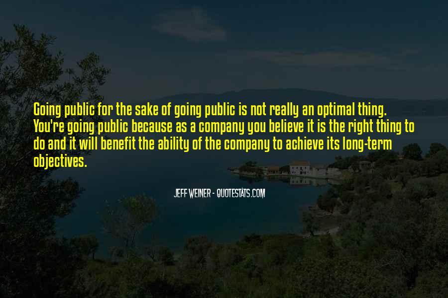 Jeff Weiner Quotes #494950