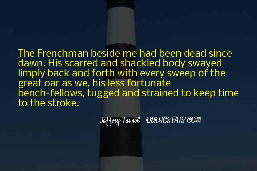 Jeffery Farnol Quotes #1674537