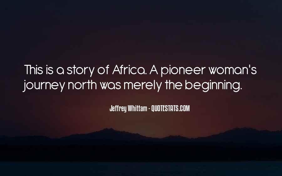 Jeffrey Whittam Quotes #292646