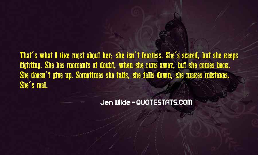 Jen Wilde Quotes #1249872