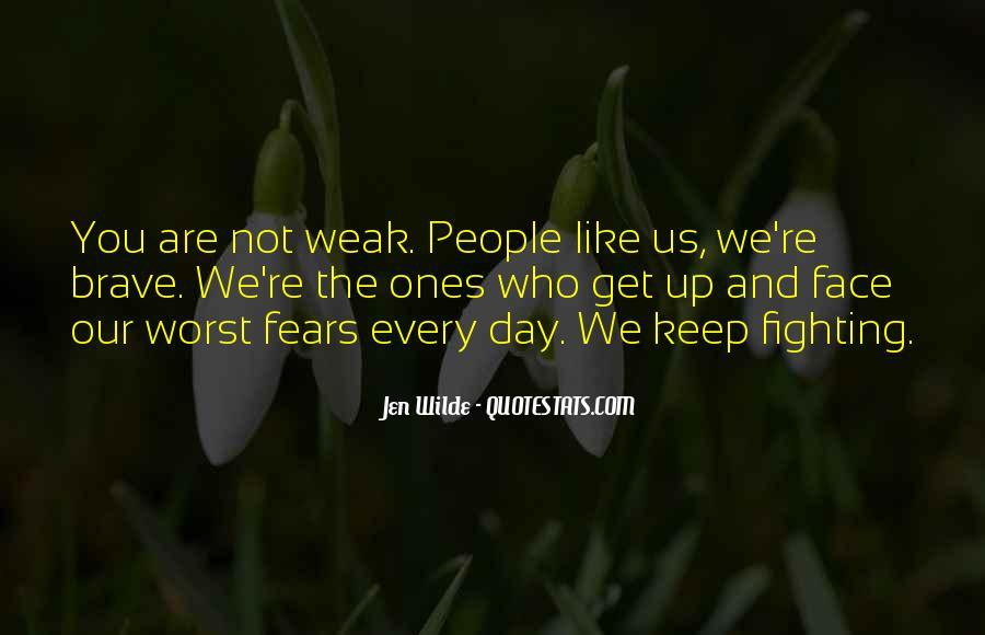 Jen Wilde Quotes #1409194