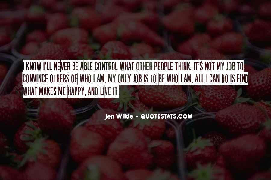 Jen Wilde Quotes #1794317