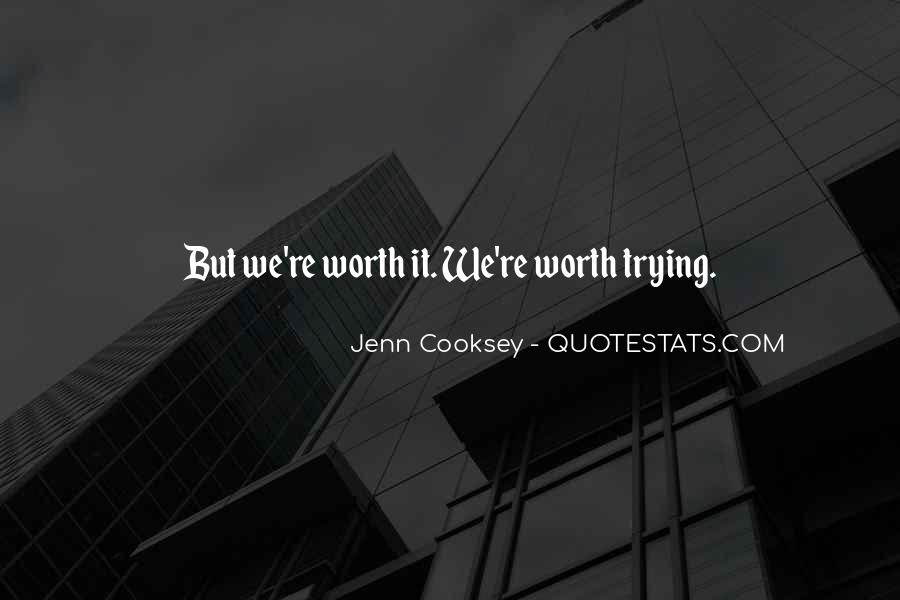Jenn Cooksey Quotes #1514206