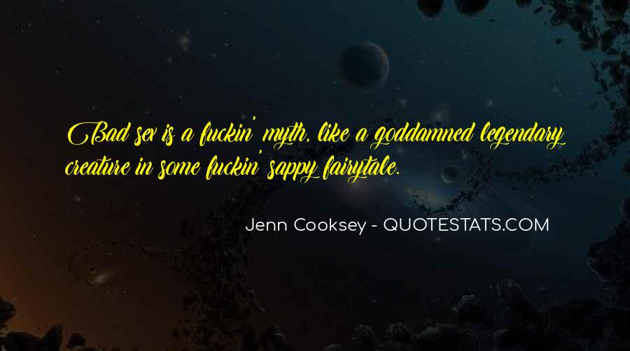 Jenn Cooksey Quotes #1806931