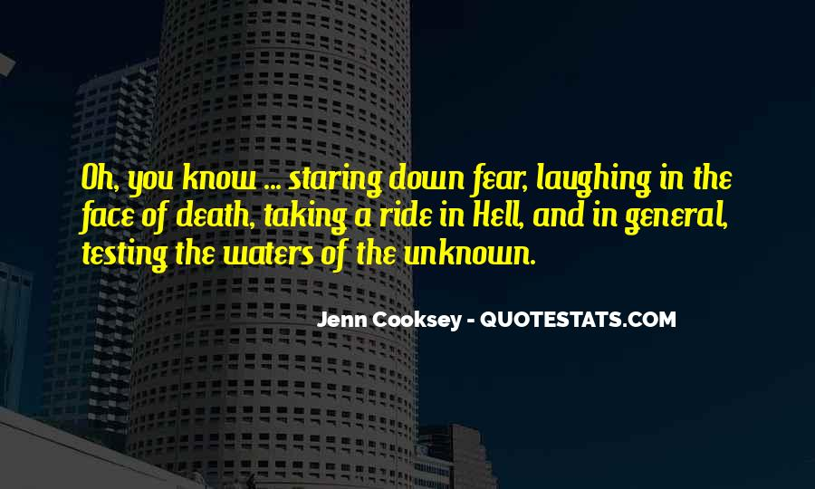 Jenn Cooksey Quotes #779861