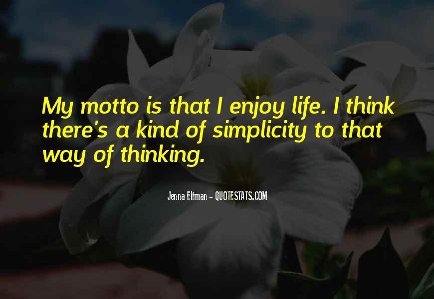 Jenna Elfman Quotes #1016120