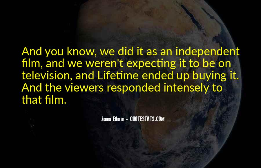 Jenna Elfman Quotes #1132532