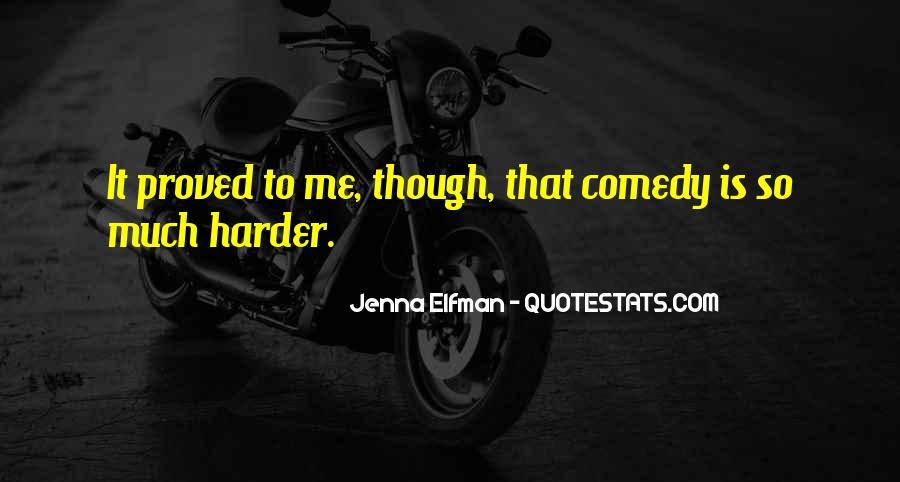 Jenna Elfman Quotes #1145674