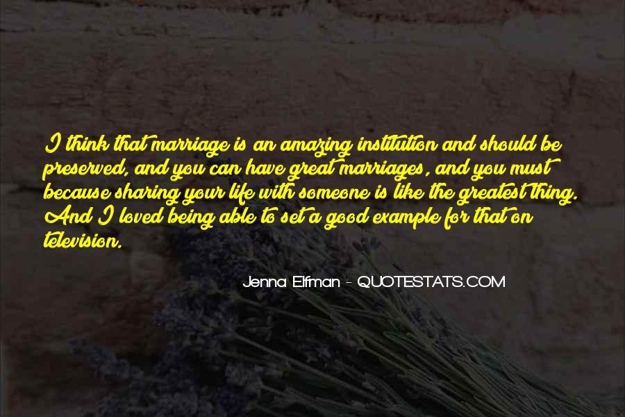 Jenna Elfman Quotes #1206384