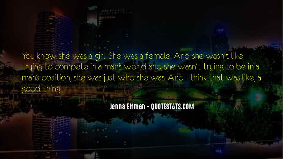 Jenna Elfman Quotes #1633868