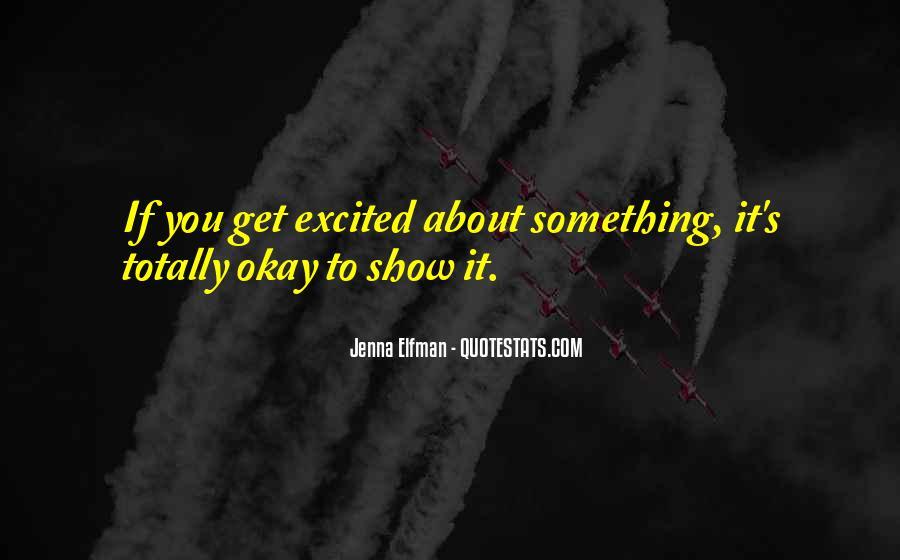 Jenna Elfman Quotes #1835344