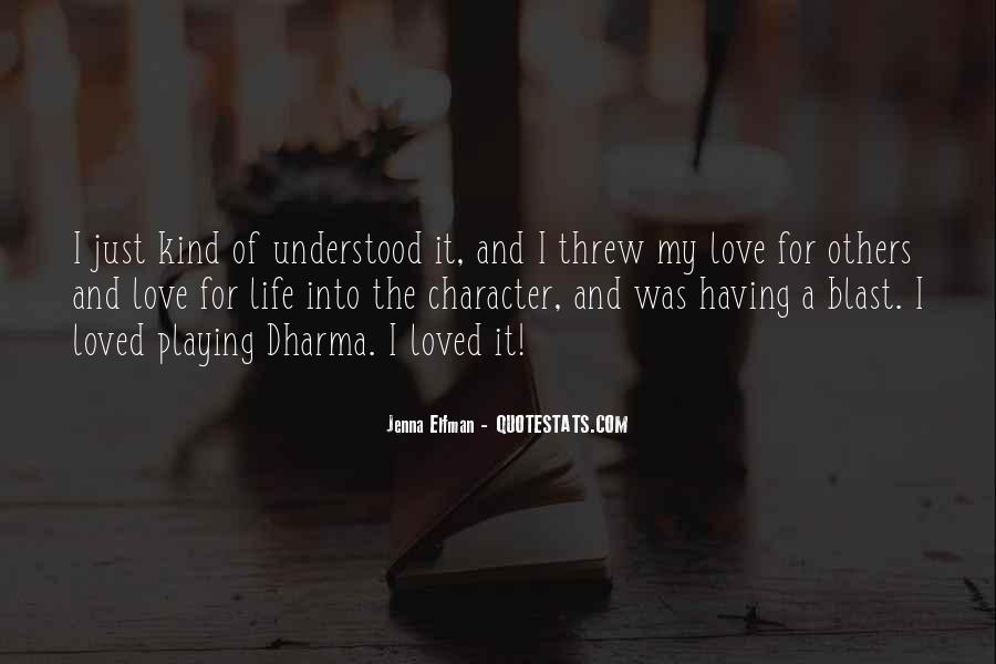 Jenna Elfman Quotes #1837599