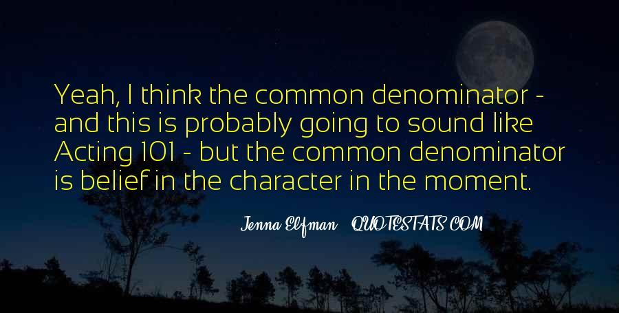 Jenna Elfman Quotes #279474