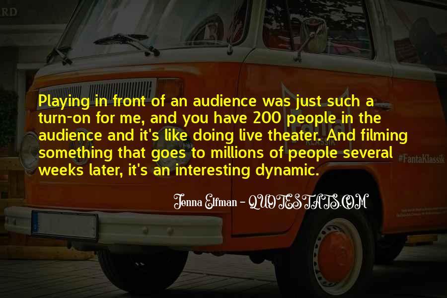 Jenna Elfman Quotes #416628