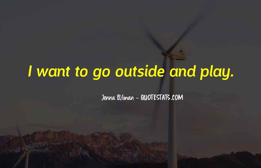 Jenna Elfman Quotes #421286