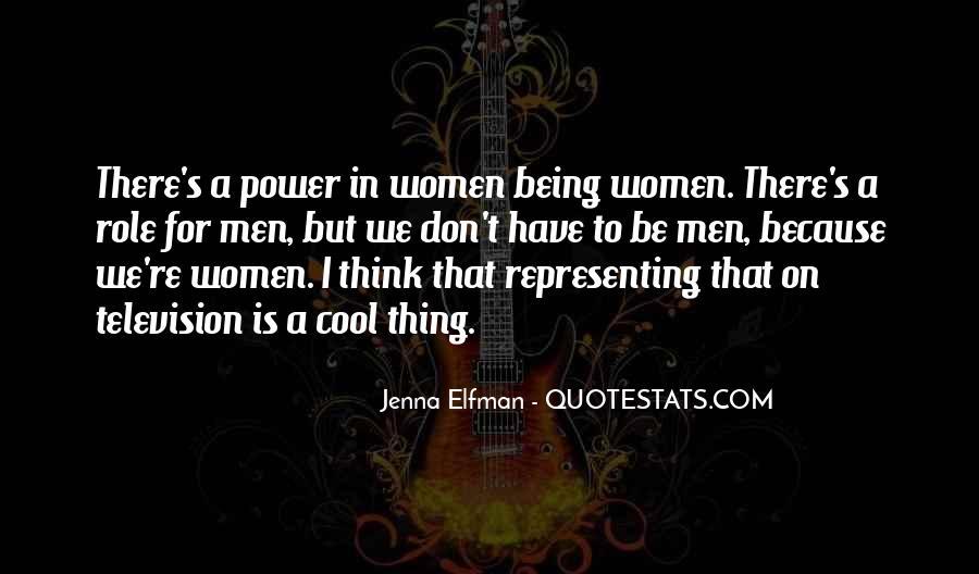 Jenna Elfman Quotes #515833