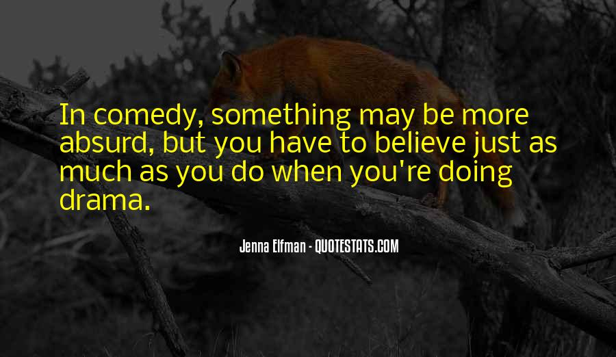 Jenna Elfman Quotes #57774