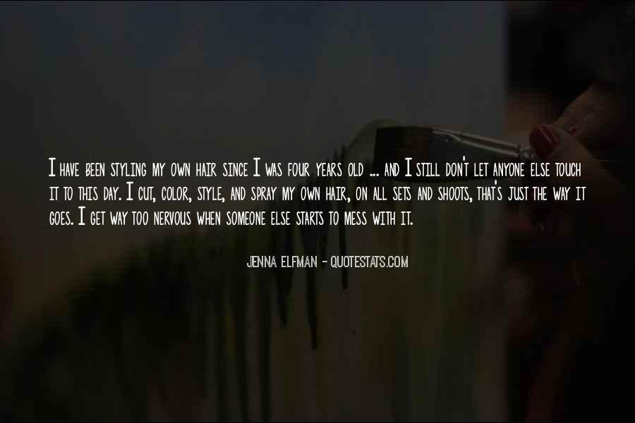 Jenna Elfman Quotes #651083