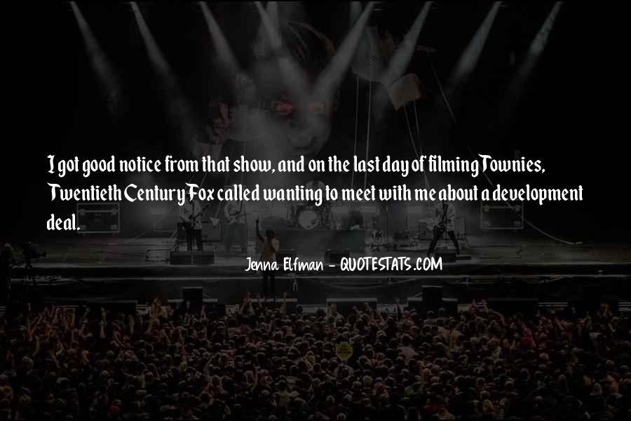 Jenna Elfman Quotes #71183