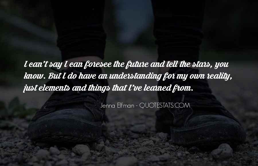Jenna Elfman Quotes #738223