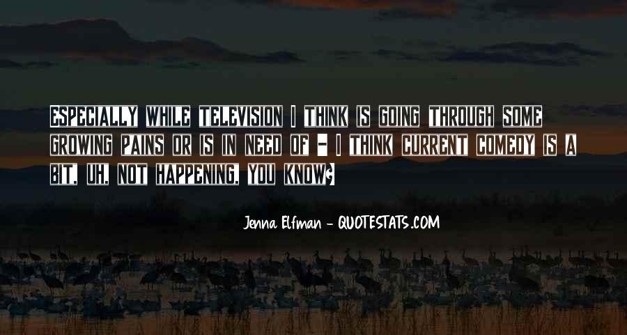 Jenna Elfman Quotes #883617