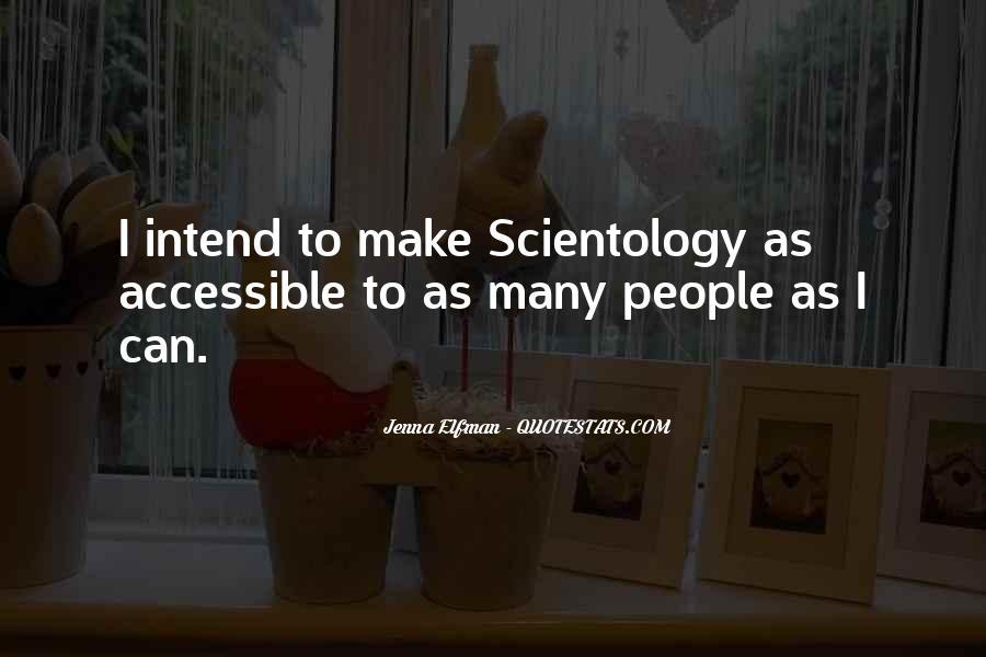 Jenna Elfman Quotes #905403