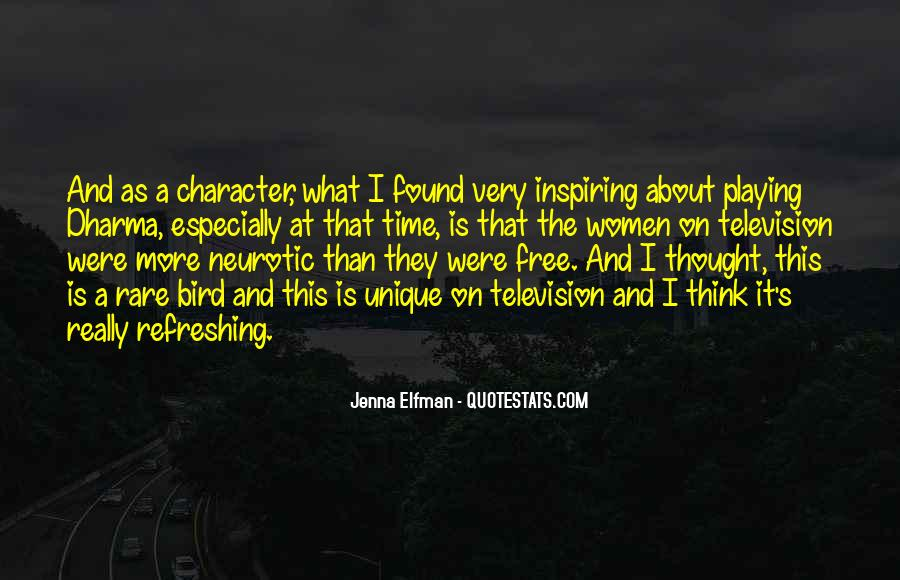 Jenna Elfman Quotes #939134