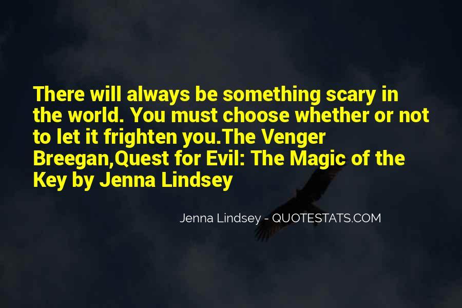 Jenna Lindsey Quotes #1764487
