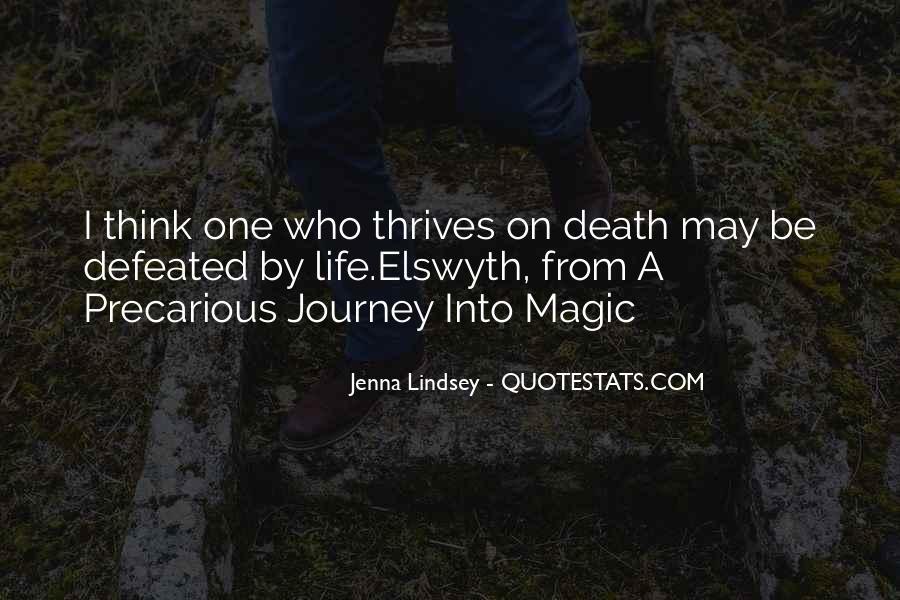 Jenna Lindsey Quotes #313250