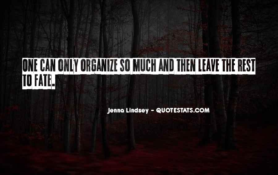 Jenna Lindsey Quotes #747392