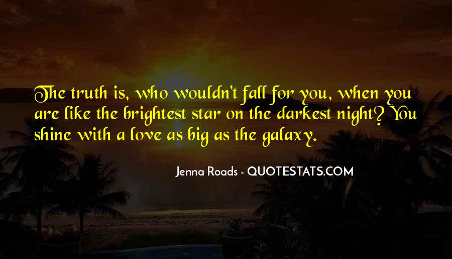 Jenna Roads Quotes #1459025
