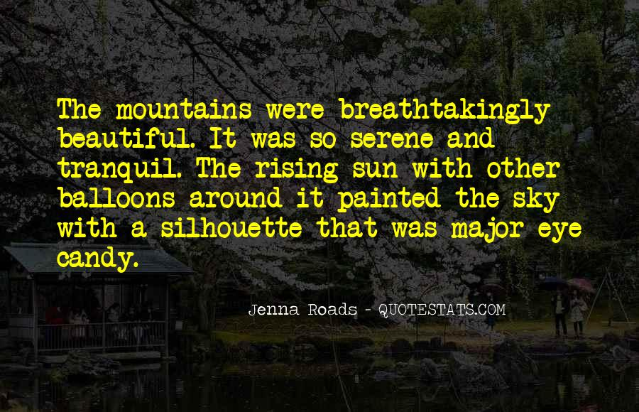 Jenna Roads Quotes #43541
