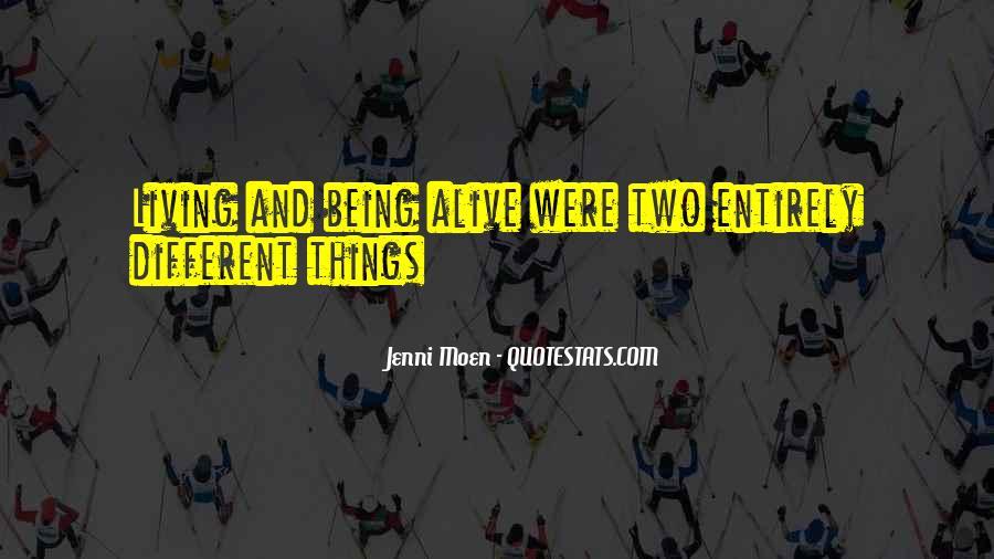 Jenni Moen Quotes #1130490