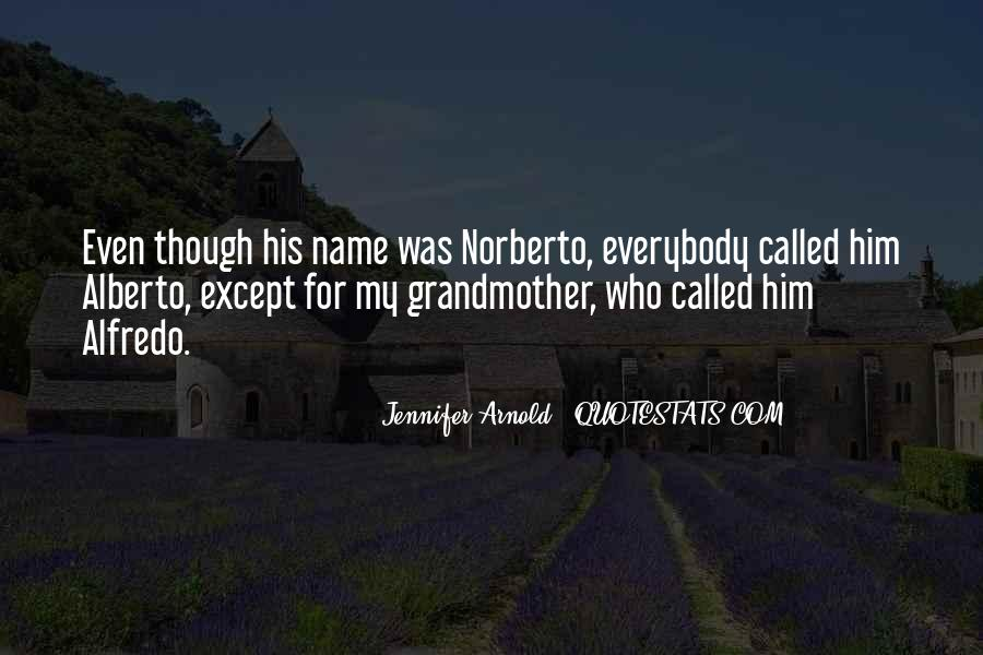 Jennifer Arnold Quotes #1393904