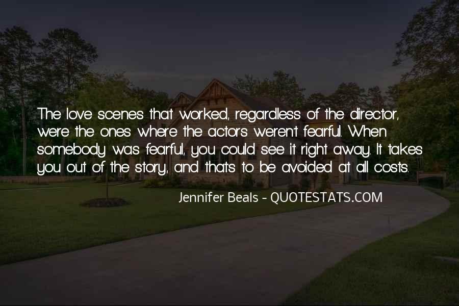 Jennifer Beals Quotes #1025351