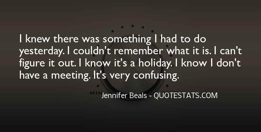 Jennifer Beals Quotes #1099679